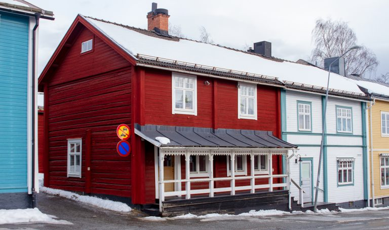Pop Up-lokal, Storgatan 15 A, Kyrkstan