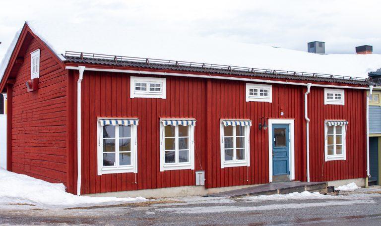 520401, Storgatan 9 A, Kyrkstan, affärslokal